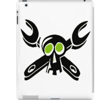Grease Monkey iPad Case/Skin