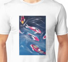 Koi In Motion Unisex T-Shirt