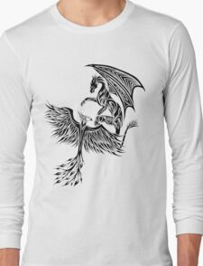 Dragon Fighting 578 Long Sleeve T-Shirt