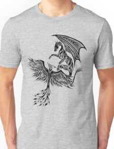 Dragon Fighting 578 Unisex T-Shirt