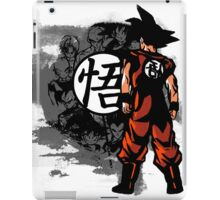 Together they fight iPad Case/Skin