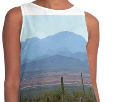 Tucson Mountains  Contrast Tank