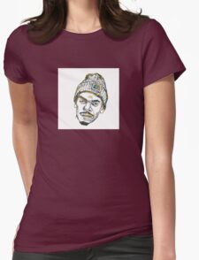 erick arc elliott Womens Fitted T-Shirt