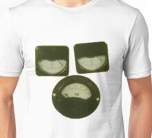 angry dial face Unisex T-Shirt
