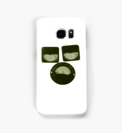 angry dial face Samsung Galaxy Case/Skin