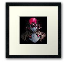 Ruby-Ms.droidz Framed Print