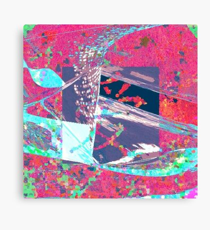 PC Wav. Canvas Print