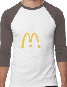 McHarambe Men's Baseball ¾ T-Shirt