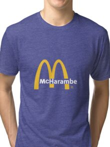 McHarambe Tri-blend T-Shirt