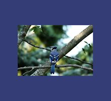 Singing The Blues - Blue Jay Unisex T-Shirt
