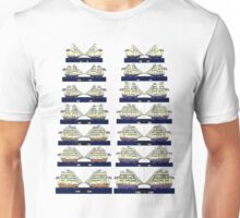 British and French 18th century Navies  Unisex T-Shirt