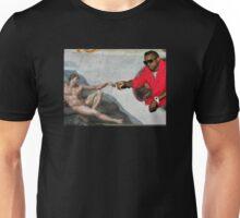 Kanye is a God  Unisex T-Shirt