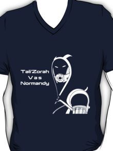 Tali'Zorah Vas Normandy T-Shirt