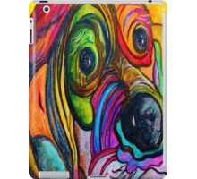 You Ain't Nothing but a Hound Dog iPad Case/Skin