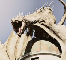 Gringott's Dragon Sticker