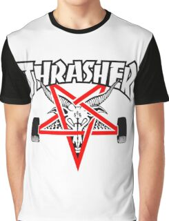 thrasher Graphic T-Shirt