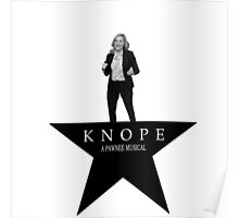 Knope the Musical Poster