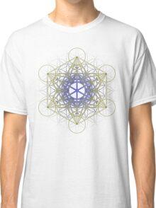 Metatron's Cube Design Classic T-Shirt