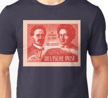 Karl Liebknecht and Rosa Luxemburg Unisex T-Shirt