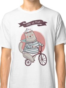 summer. bike. freedom Classic T-Shirt