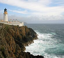Douglas Head Lighthouse by RedHillDigital