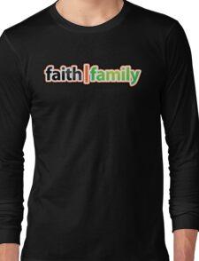 Faith Family Church Long Sleeve T-Shirt