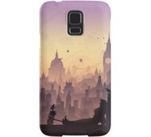 Wind's in the East Samsung Galaxy Case/Skin