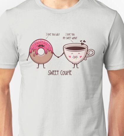 sweet couple Unisex T-Shirt