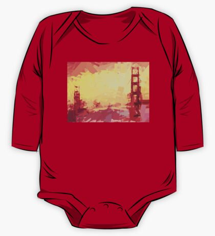 Bold San Francisco One Piece - Long Sleeve