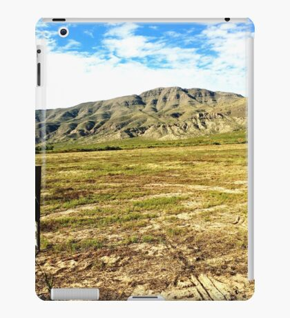 Summer Hills iPad Case/Skin