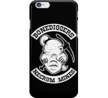 Bonediggers iPhone Case/Skin