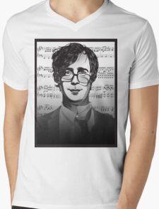 Ben Folds Mens V-Neck T-Shirt