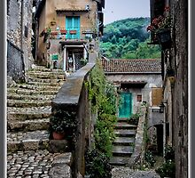 Artena 2 Italy by Warren. A. Williams