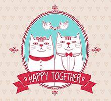 happy together by moryachok