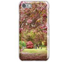 "Cherry Blossoms Walk, Springtime ""Yengo"" Mt Wilson Australia  iPhone Case/Skin"