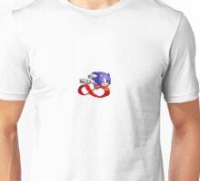 Sonic CD Peel Out Unisex T-Shirt