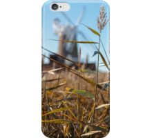 Wheat and Windmill iPhone Case/Skin