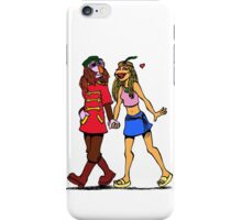 Floyd and Janice iPhone Case/Skin