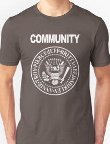 Community - Great Seal of the Study Group Unisex T-Shirt