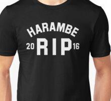 harambe 2016 rip Unisex T-Shirt