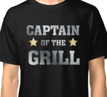 Captain of the grill - Cook T Shirt Classic T-Shirt