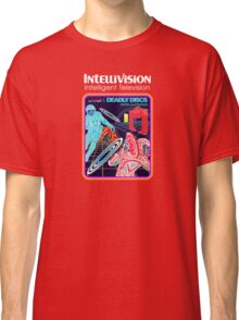 Intellivesion - Deadly Discs Classic T-Shirt