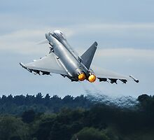 Typhoon Take-Off by TomGreenPhotos