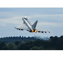 Typhoon Take-Off Photographic Print