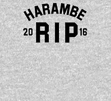 rest in peace harambe Unisex T-Shirt