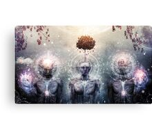 Hope For The Sound Awakening Canvas Print