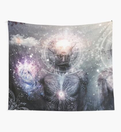 Hope For The Sound Awakening Wall Tapestry