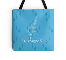 Ancient feathers type MD Tote Bag
