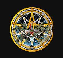 Sabbat Pentacle of the Winter Solstice/Yule Unisex T-Shirt