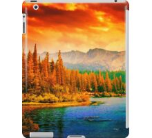 Waterscape I iPad Case/Skin